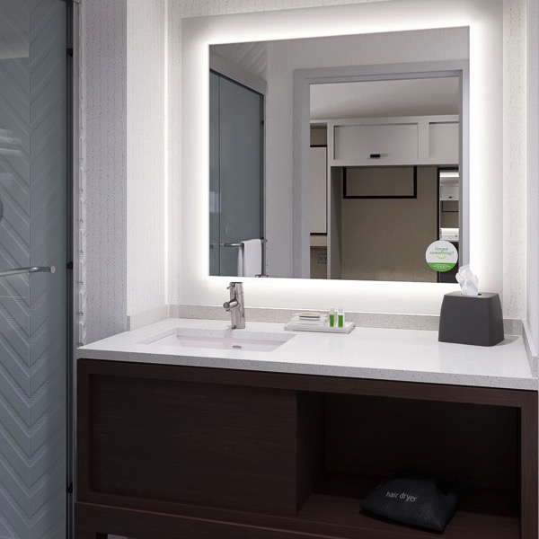 Guest Room | Bathroom Option 1