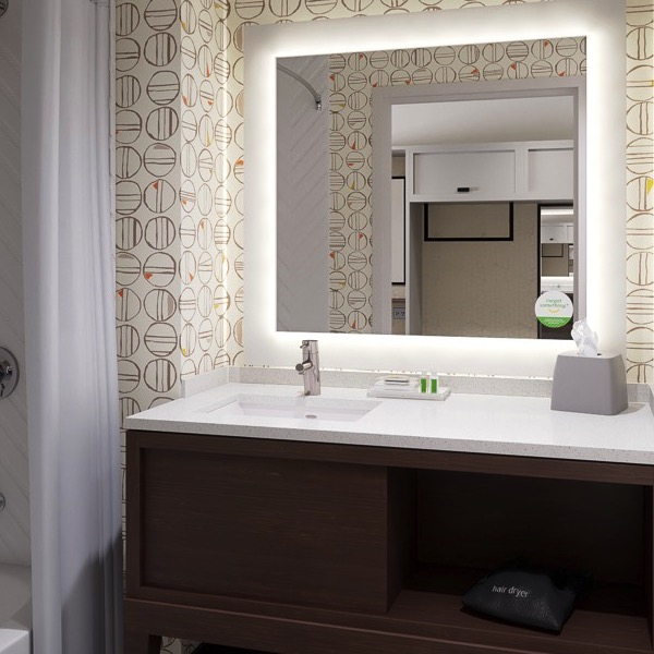Guest Room | Bathroom Option 2