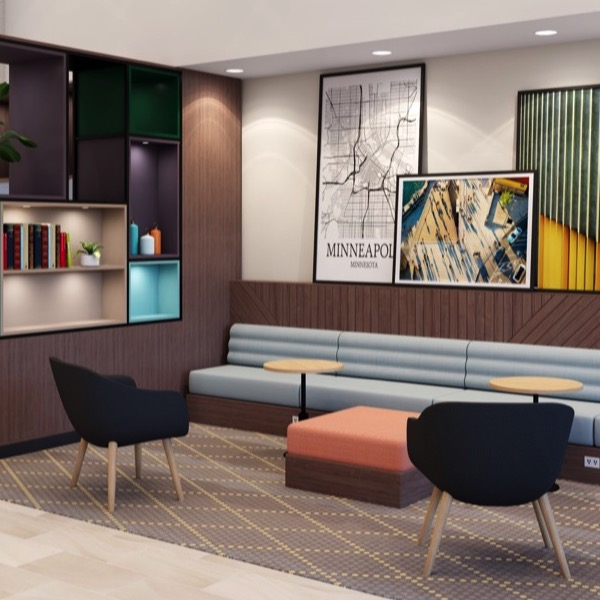 Public Area | Arrival Lounge | H4 Renovations